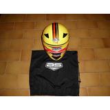 Casco Helmets Advance Policarbonate (doble Visor) Talla Xl