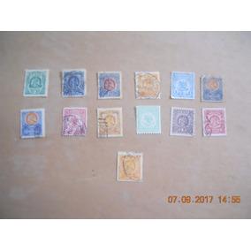 Estampillas Postales Aguilas Mexicanas