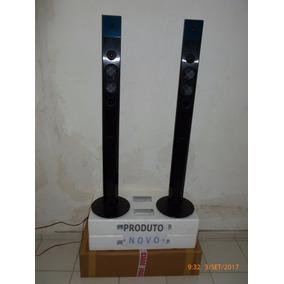 2 Caixas Acústicas Sony Torre Black , 320 Watts Rms , 6 Ohms