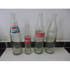 Botellas Coca Cola Y Pepsi Lote