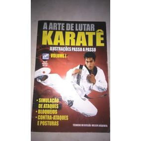 Livro A Arte Do Karate - Volume 1