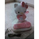 Telefono Fijo O Local Con Cable Marca Hello Kitty