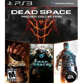 Dead Space Trilogia Español - Mza Games Ps3