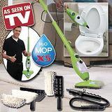 Vaporizador Mop Limpeza H2o X5