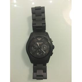 c200249460a Relogio Armani Ar1400 Cronografo Ceramica Original Eua