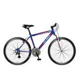 Bicicleta Olmo Rodado 26 Flash 18v Shimano Tz-50 Hombre