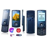 Celular Raro Lg, 3g,slide,desbloq,nacional,câmera 2mp,mp3