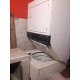 Lavadora Secadora Morocha. 12 Kgrs.