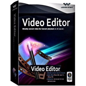 Wondershare Video Editor 4 Completo Envio Por Email