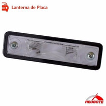 Par De Lanterna Placa Astra Corsa Wagon Corsa Pick-up Vectra