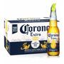 Cerveja Corona Extra - Caixa 24 Unidades 355ml.