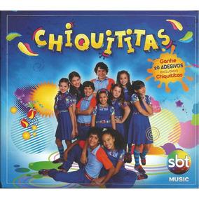 Cd Trilha Sonora Da Novela - Chiquititas