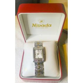 Reloj Pulsera Nivada Vintage