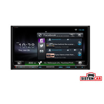 Multimídia Kenwood Dnn9710bt Com Gps Garmin