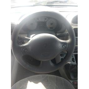 Capa De Volante Costurada Clio (com Airbag) 2000 A 2006