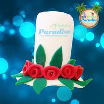 Sombreros Hule Espuma Paquete 100 Piezas Fiesta Eventos