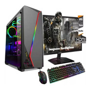 Computadoras Gamer Intel I5 9na Gen 8gb Ddr4 1tb Rx 550 4gb
