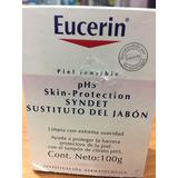 Jabón Eucerin Ph 5 Syndet Para Piel Sensible