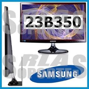 Soporte Monitor Samsung 23b350 Sa300 2370 Sin Orificios Vesa