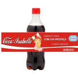 50 Rotulos Mini Coca Ou Guaraná Personalizado Tema Infantil