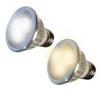 Foco Led Ahorrador Spot 3w Base Socket E27 Luz Blanca,