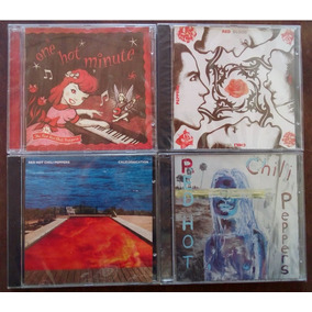 Lote Red Hot Chili Peppers - One Blood Way Y Californication