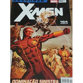 Lote De Revistas X-men