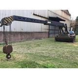 Grua Demag Telescopica Giratoria 9tn Diesel,envio A Interior