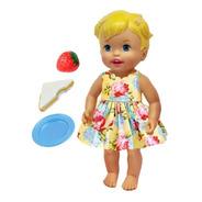 Lm Boneca Little Mommy Vamos Brincar Sort