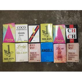Kit 12 Perfumes Internacionais 100ml Revenda Atacado. 6eee8d972e