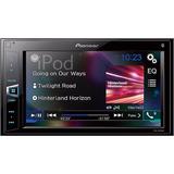 Pantalla Pioneer Dos Din Bluetooth Usb Aux-in Avh-av-290b 17