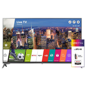 Smart Tv Lg 43 4k Ultra Hd 43uj6560