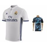 Nueva Camiseta Del Real Madrid 2017 2018 adidas Original!!!