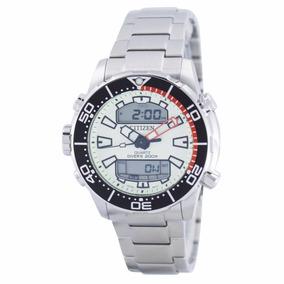 Relógio Citizen Aqualand Promaster Jp1091-83x Lançamento