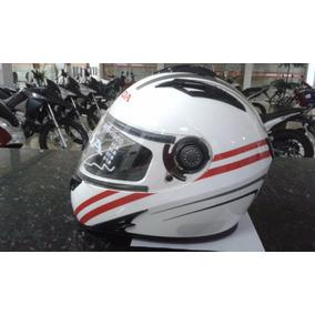 Capacete Honda Wing Branco