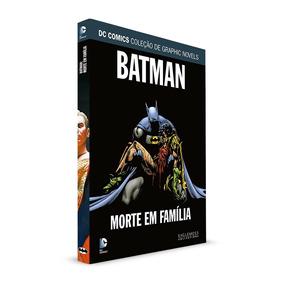 Dc Comics Graphic Novels Edição 11- Batman Morte Em Família