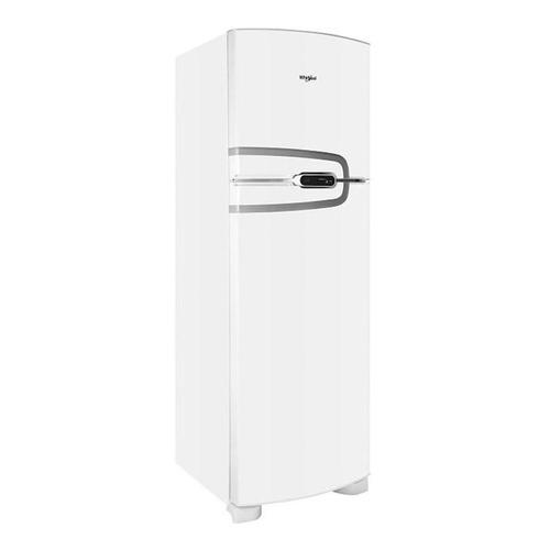 Heladera no frost Whirlpool WRM35H blanca con freezer 275L 220V