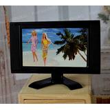 Linda Tv Led Para Casa Da Barbie * Susi ( Móveis P/ Boneca )