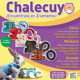 Chalecos Para: Cuyos, Hamsters, Conejos, Hurones, Perritos..