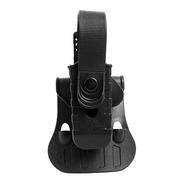 Porta Carregador Simples Com Tampa .40 E 9mm (s032)