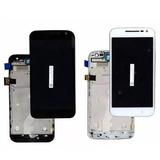 Tela Touch Display Motorola Moto G4 Play Xt1603 Xt1600 + Aro