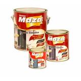 Esmalte Epoxi Vermelho Segur M5r 4/14 Kit C/cat 3,6 - Maza