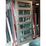 Puertas Aluminio( Cotizamos En Preguntas)