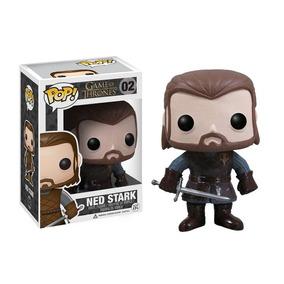 Funko Pop! Ned Stark De Game Of Thrones 02 Colección Serie