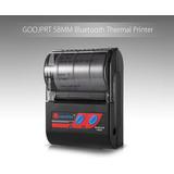 Impresora Termica Pos Bluetooth 58 Mm / Boris Importaciones
