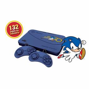 Console Master System Evolution C/ 132 Jogos Tectoy Original