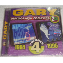 Gary Discografia Completa Volumen 4 Doble Cd Sellado