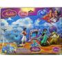 Kit 5 Bonecos Aladdin Aladin Jasmine Genio Disney