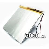 Bateria Tablet Gt 7240 Genesis 5000 Mah Original 3m