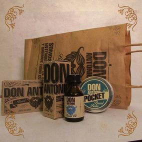 Set Para Barba Don Antonio Beard Oil // Rookie